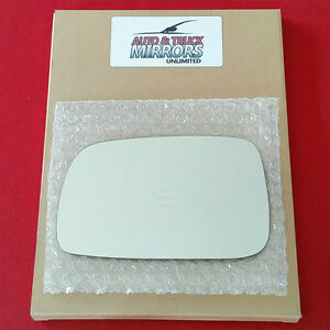 New Mirror Glass 07 11 Toyota Camry Usa Solara Driver Side Lh Fast Shipping