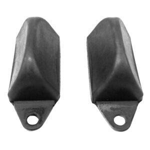 1965 1968 Chevrolet Bel Air Caprice Impala Rear Axle Rebound Bumper Pads