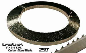 1 Shear Force Bandsaw Blade Coil 250 Resaw Non Ferrous Metal Wood Band Saw