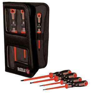 Irazola Electricians Screwdriver Set 7pc Vde 1000v