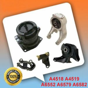 For 1999 2004 Honda Odyssey 3 5l Engine Motor Trans Mount Set 5pcs M037