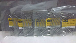 Lot Of 5 Dayton Axial Fan Guards 4yd87a New 4yd87a