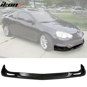 Fits 02 04 Acura Rsx Coupe 2dr Type Sport Front Bumper Lip Spoiler Pu