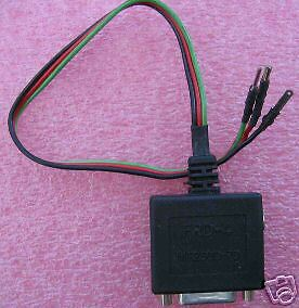 Snap On Scanner Mt2500 Solus Ethos Modis Verus Ford 4 Abs Adapter Mt2500 70