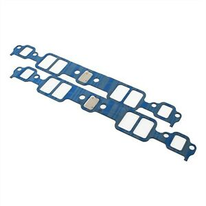 Fel Pro 1204 Small Block Chevy Intake Gaskets Stock Port 305 327 350 355 400 Sbc
