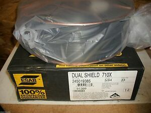 Esab 710x 245019385 Dual Shield 2mm Welding Wire 5 64 078 33 Lb Roll