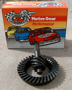 9 Ford Motive Performance Gears 9 Inch Ring Pinion