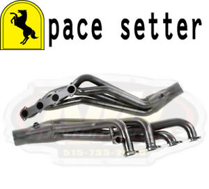 Pace Setter 70 2226 Painted Long Tube Headers 1997 2003 Ford F150 2wd 5 4l