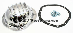Chevy Gmc Truck 12 Bolt Polished Aluminum Differential Cover 8 3 4 Ring Gear