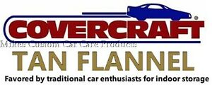 Covercraft Tan Flannel Indoor Custom Car Cover 1999 2004 Ford Mustang Saleen