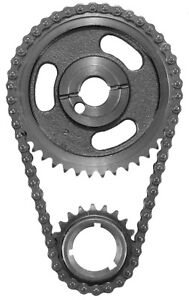 Sa Gear 73004 3 3 Piece Timing Chain Set Small Block Ford V8 255 302 351 Windsor