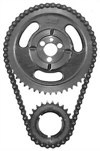 Sa Gear 73036 3 Bbc Chevy Hd Double Row Timing Chain 396 402 427 454 3 Keyway
