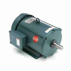 140450 00 7 1 2 Hp 1765 Rpm New Leeson Electric Motor 140450