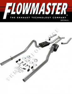 Flowmaster 17382 1968 1970 Coronet Charger R t Gtx Road Runner 3 Exhaust System