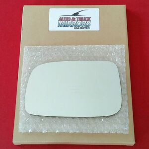 New Mirror Glass For 04 09 Toyota Prius Driver Left Side Lh fast Shipping