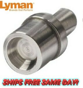 Lyman Bullet Top Punch # 430 for .38 .357 Lyman Mold 358430 # 2786732 New $19.82