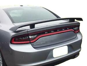 2011 2015 Dodge Charger Srt Style Painted Rear Spoiler Brand New Wing