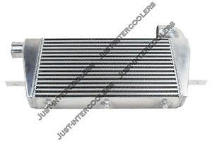 Cxracing 27 x15 x3 Turbo Intercooler 3 Thick For Toyota Supra 7mgte 7m gte