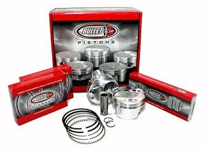 Cp Carrillo Bbc5111 030 Big Block Chevy 460 Forged Pistons 250 Dome 4 280 Qty 8