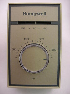 Honeywell T451a 3005 Line Voltage Thermostat Spst Ships Same Day Of The Purchase