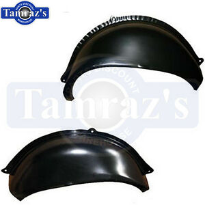 70 74 Challenger Rear Outer Wheelhouse Wheel House Coupe Pair Lh