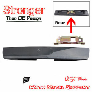 2005 2006 2010 For Scion Tc Rear Hatch Handle Trunk Tailgate Racing Carbon Fiber