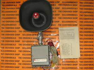 Federal Signal 300gc 125 1z Selectone Speaker tone Signal 125vdc 300gc1251z New