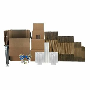 8 Room Wardrobe Kit 94 Moving Boxes 185 In Moving Supplies