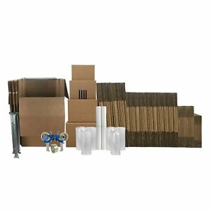 9 Room Wardrobe Kit 106 Moving Boxes 222 In Supplies