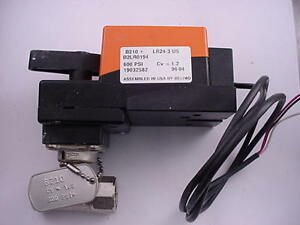 Belimo Lr24 3 Us Actuator 2 way Valve 1 2 Npt Ships On Same Day Of Purchase