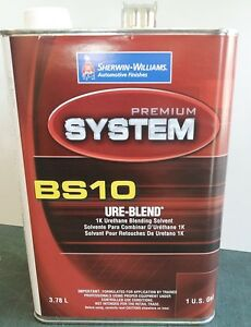 Sherwin Williams Bs 10 1k Ure Blending Clear Auto Body Shop Restoration Paint