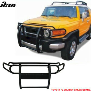 Fits Toyota Fj Cruiser 07 14 Front Stainless Steel Grille Guard