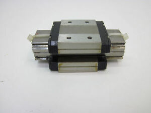 Nsk Linear Rail And Car Le 12 Lot Of 2