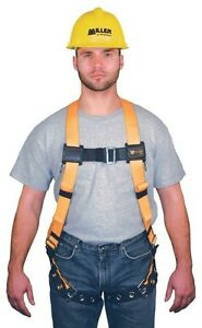 Miller Titan T4500 Universal Size Tongue buckle Legs Safety Body Fall Harness