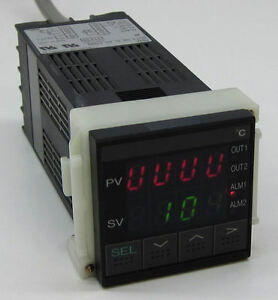 Fuji Pyx Series Fuzzy Logic Temperature Controller Pyx4may1 220yc z