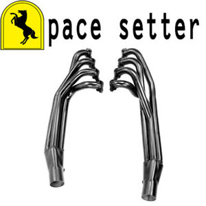Pace Setter 70 2258 Long Tube Headers 2004 2006 Pontiac Gto 5 7l 6 0l Painted