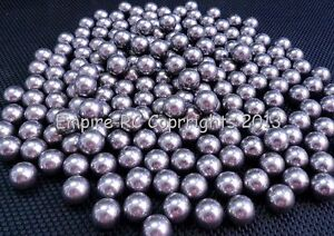 500 Pcs 8 5mm G10 Hardened Loose Chrome Steel Bearing Balls Bearings Ball