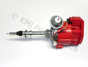 New Chevy In line 6 Cyl Hei Distributor 65k Coil Inline 230 250 292