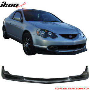 Fits 02 04 Acura Rsx C West Style Front Bumper Lip Spoiler Urethane Pu
