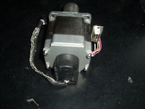 Motor With Hp Heds 5540 Optical Encoder