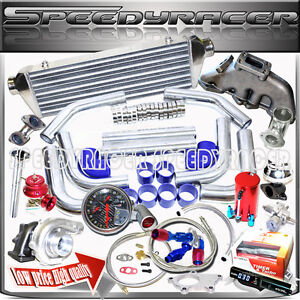 Fit 00 05 Volkswagen Golf Gti Vr6 T3 t4 Turbo Kit