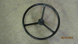 Allis Chalmers 5015 Deutz 5020 5030 Tractor Steering Wheel Different