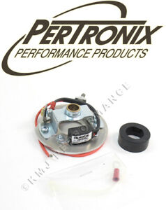 Pertronix 1247p6 Ignitor Ignition Ford 4cyl Tractor 2n 8n 9n 6v Positive Ground
