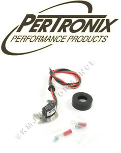 Pertronix 1584 Ignitor Ignition Module Prestolite 8 Cyl Points Conversion Kit