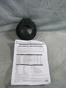 Upp Franklin Fueling 2 Double Wall Electrofusion Entry Seal 303 075 eif u New