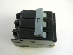 Cutler Hammer Chb330 Bolt on Circuit Breaker 30a 3p 240v Used Condition No Box