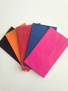 50 X Small Paper Kraft Bags Envelopes Gift Bag Crafts Jewellery Keyring Sweets
