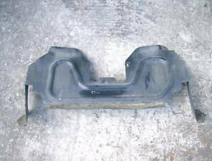 93 02 Camaro Z28 Rs Ss Radiator Front Air Dam Tunnel Plastic