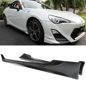 Fits 13 19 Scion Frs Fr s Gt86 J Style Pu Side Skirts Poly Urethane