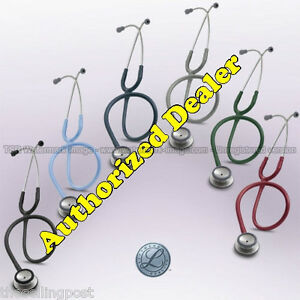3m Littmann Classic Ii Pediatric Stethoscope 3 Year Warranty Nib